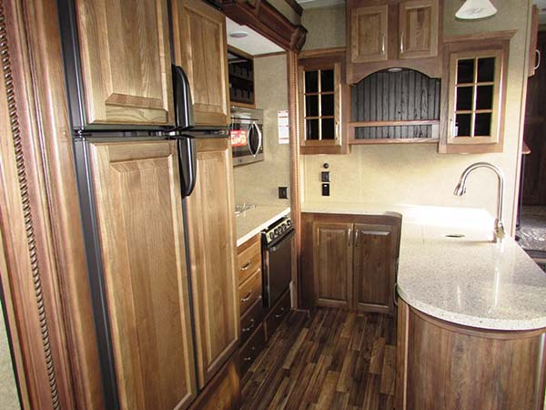 Keystone RV 5th Wheel Trailer